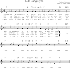 Auld Lang Lyrics - QwickStep