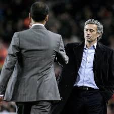 Mourinho sauda Guardiola