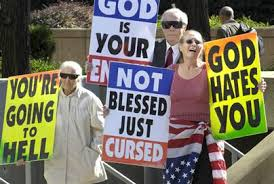 Stop Westboro Baptist Church