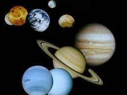Els planetes del nostre sistema solar