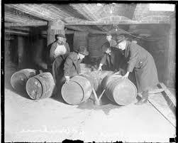 IMAGE: Prohibition enforcement