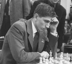Bobby Fischer in Leipzig,