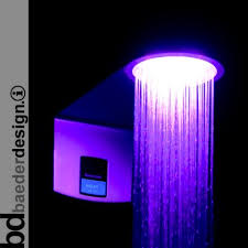 Ramon Soler's Hidrocrom shower system :  ramon soler spa light bath
