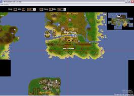 RuneScape Coordinate Locator