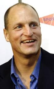 Actor Woody Harrelson is
