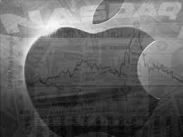 Apples stock market struggles