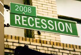 With a series of recession,