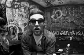 Emcee Mac Miller with �Nikes