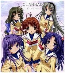 Clanad ( completa ) Clannad-girls