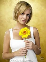 Kristin looks adorable!