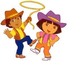 Diego \x26amp; Dora the Explorer