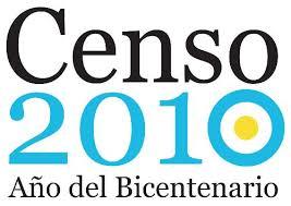 CENSO 2010 ARGENTINA