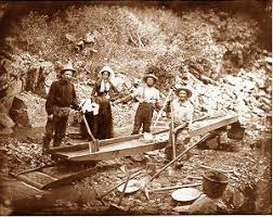 Women in the Gold Rush