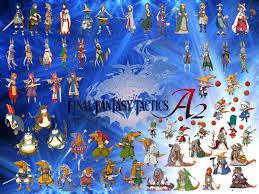 Final Fantasy Tactics A2: Grimoire of the rift (FFTA2)