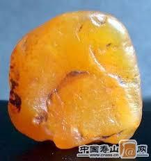 寿山石知识及种类图片详解