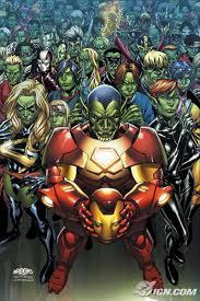 Mutação em Debate #3 - Invasão Secreta e Reinado Sombrio Comicsmedia.ign