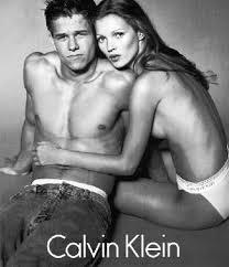 Calvin Klein: Kate Moss Didnt