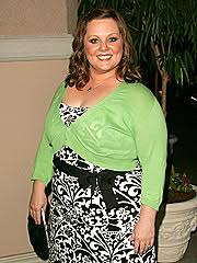 Melissa McCarthy in June