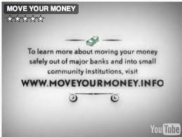 �Time to move your money
