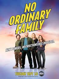 ABC �No Ordinary Family�