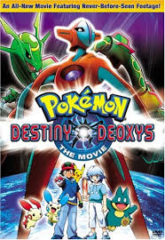 فيلم كارتون Pokemon destiny deoxys مدبلج عربي