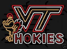 Virginia Tech VT Hokies logo