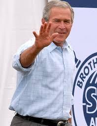 Manifestations lors de la visite de George W. Bush à Edmonton (Canada) thumbnail