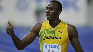 Usain Bolt Sets New World