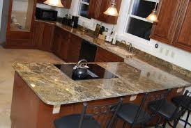 chips in his kitchen counter. Granite Countertops Care Tips