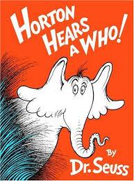 Horton Hears a Sexist