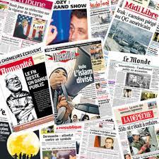 Les articles de presses