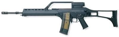 Liste des répliques - Partie III, les fusils d'assaut [En cours] Hk_g36e