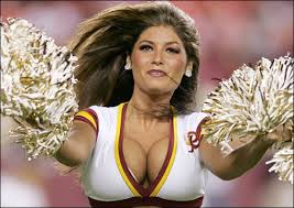 B1: Desiree Jennings, Washington Redskin Cheerleader suffers brain damage after getting FLU SHOT!!