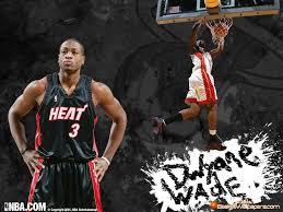 Heat star Dwyane Wade