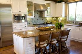 Modern and luxury kitchen island design photos
