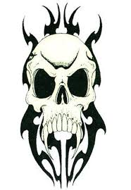 Skull Tattoo Designs Gallery 9