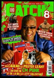 Mes magazines de catchs Generation-Catch