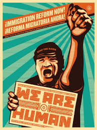 Immigration reform now!