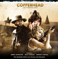 Yılanlar Copperhead Full İzle