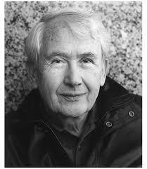 Irish author Frank McCourt
