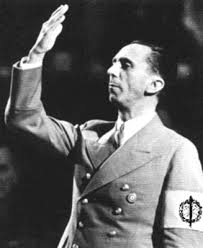 Luther und sein Werk! Goebbels