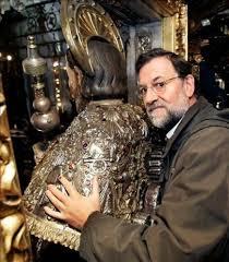 Rajoy 'con' el apostol Santiago