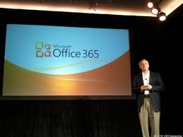 of Office 365 on Tuesday.