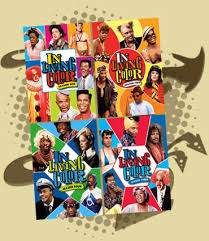 In Living Color DVD Collage