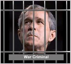 Probation for trying to arrest Bush for war crimes