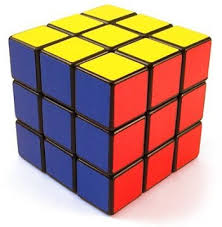 Magic cube or Rubiks cube