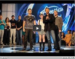 Watch American Idol.