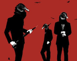 Them Crooked Vultures New