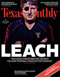 Let the Mike Leach to