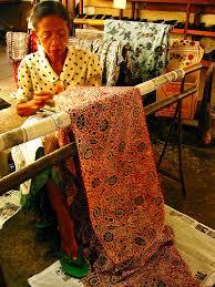 Ilustrasi: Batik tulis